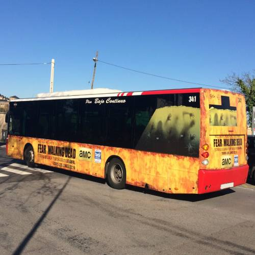 Eurorot | Autobus Vinilo Impresion Rotulacion Publicidad Transporte