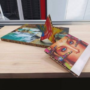 Eurorot | Carton Corte Troquelado Impresion Digital Directa Uv