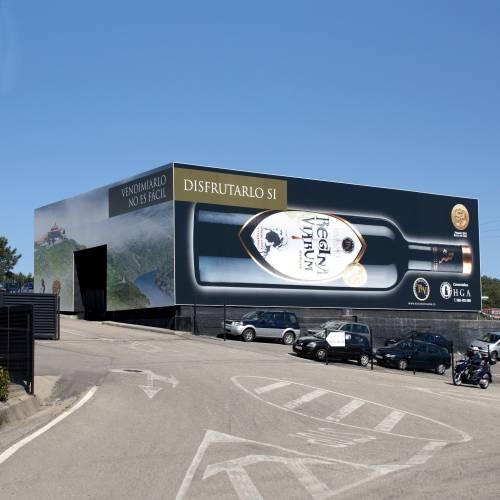 Eurorot | Lona Impresion Digital Rotulacion Fachadas Publicidad