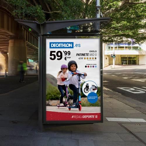 Eurorot | Papel Mupi Impresion Digital Mobiliario Urbano Publicidad