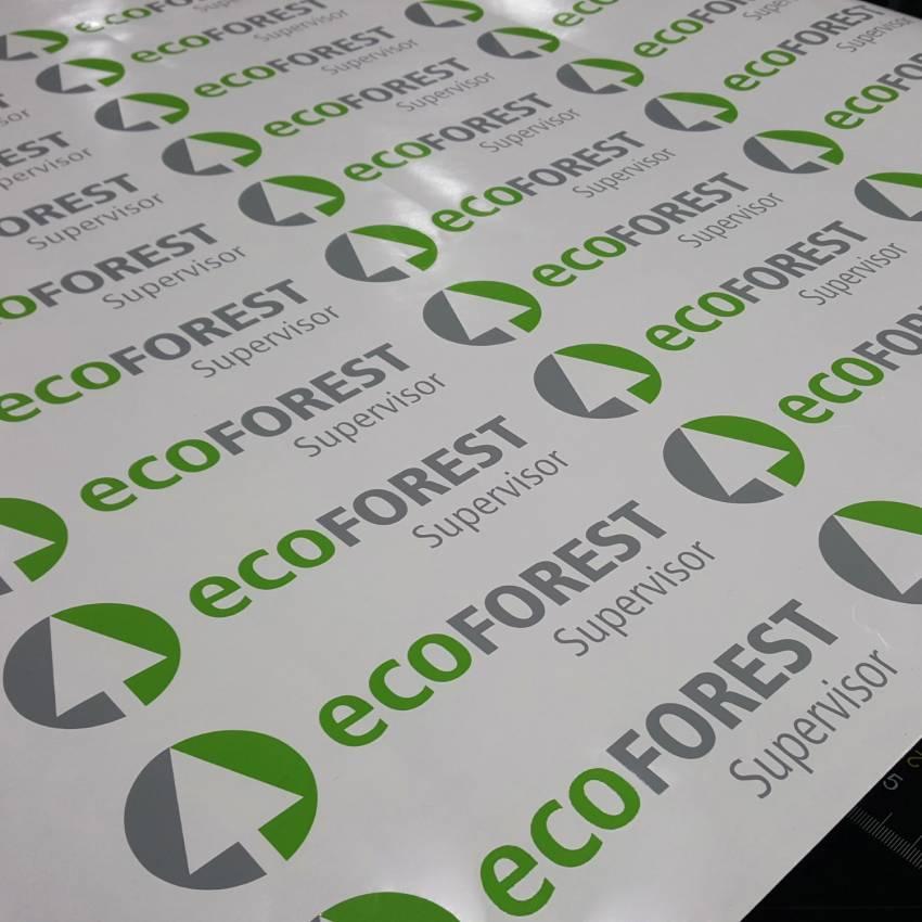 Eurorot | Pegatinas Vinilo De Corte Corporativo Rotulacion