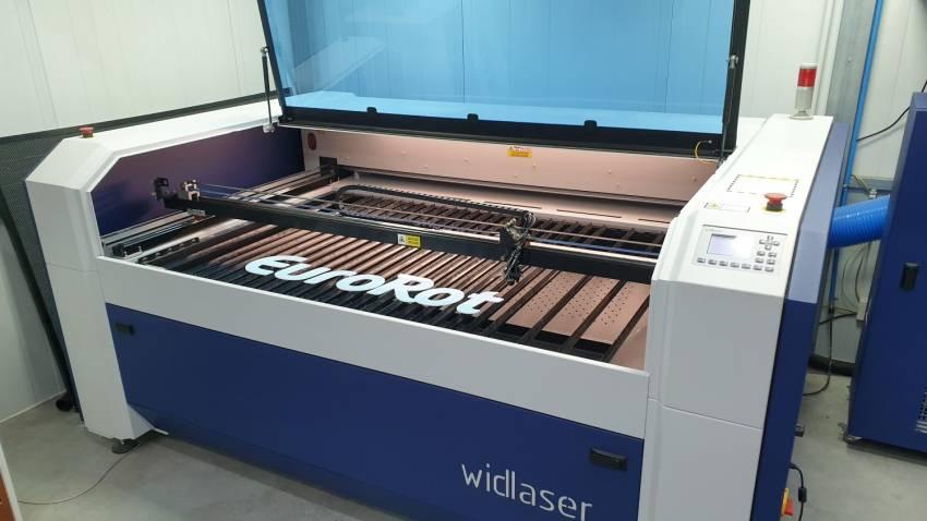 Eurorot | Corte Grabado Laser Widlaser Gran Formato Produccion Servicios Graficos