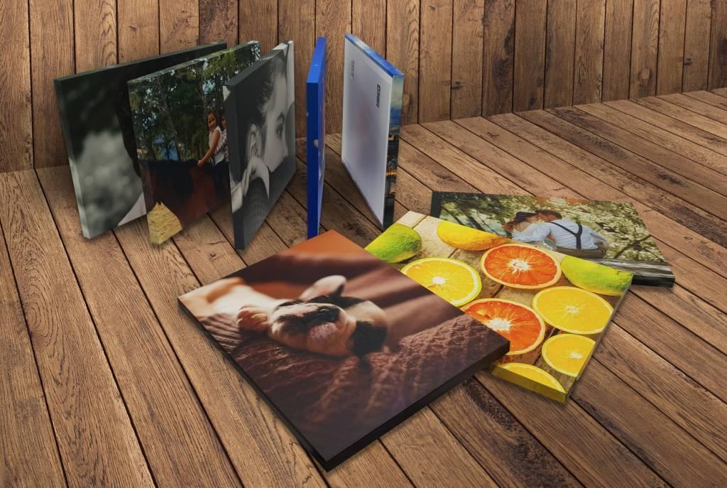 Eurorot | Cuadros Decoracion Personalizados Impresion Digital Detalle Composicion Completa