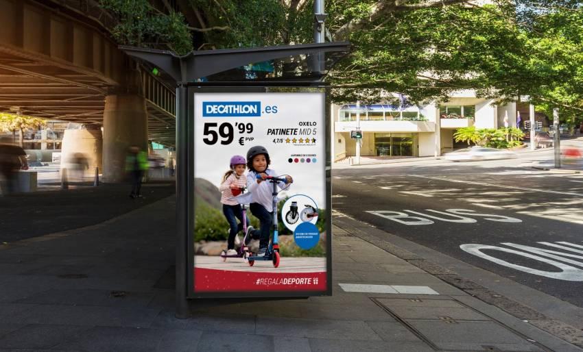 Eurorot | Papel Mupi Impresion Digital Publicidad Mobiliario Urbano