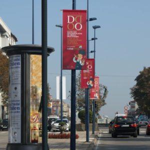 Eurorot | banderolas lona eventos impresion digital publicidad