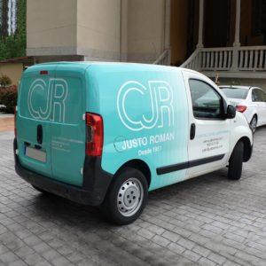 Eurorot | Rotulacion Vehiculos Comerciales Vinilo Impreso Furgoneta