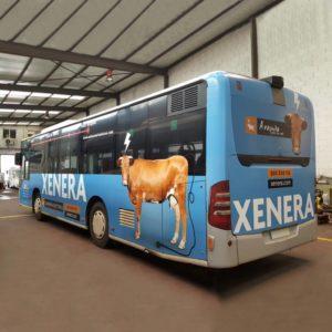 Eurorot | Rotulacion Vehiculos Vinilo Impreso Gran Formato Autobuses Publicidad Transportes
