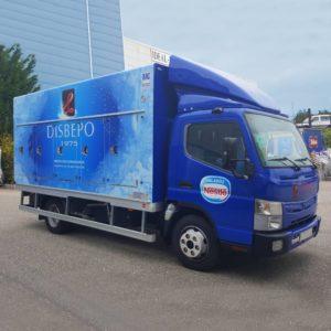 Eurorot | Rotulacion Vehiculos Vinilo Impreso Gran Formato Camiones